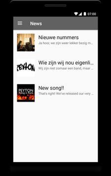Peyton screenshot 1