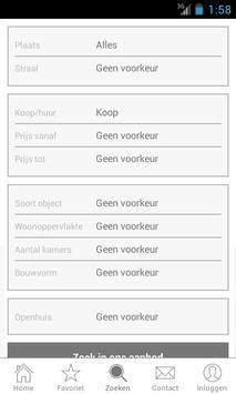 Woonaccent Makelaars Emmen apk screenshot