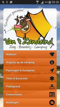 Van het Zandeind poster