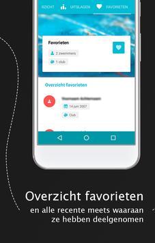 Zwemuitslagen screenshot 3