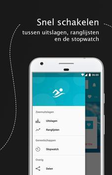 Zwemuitslagen screenshot 2