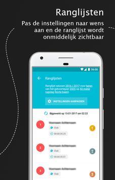 Zwemuitslagen screenshot 4