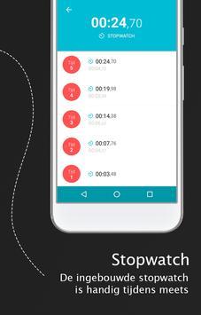 Zwemuitslagen screenshot 5
