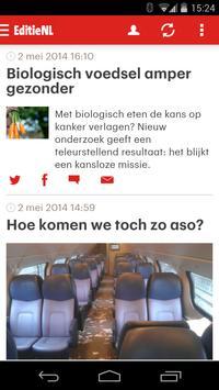 RTL Nieuws mobile apk screenshot