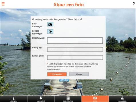 Wandelnetwerk Noord-Holland screenshot 10