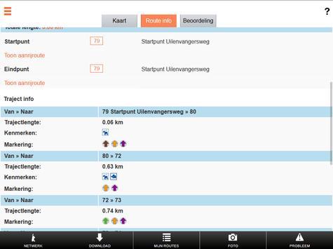 Wandelnetwerk Noord-Holland screenshot 11