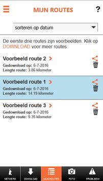 Wandelnetwerk Noord-Holland screenshot 2