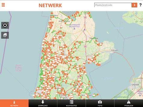 Wandelnetwerk Noord-Holland screenshot 6