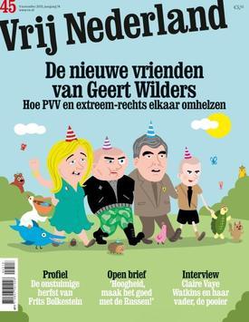 Vrij Nederland screenshot 4