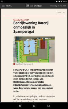 BN DeStem voor tablet screenshot 7