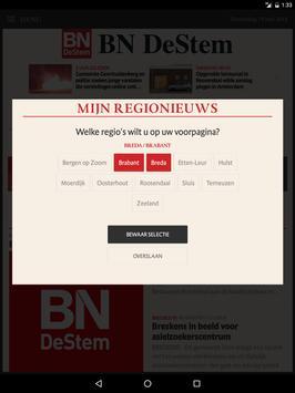 BN DeStem voor tablet screenshot 1