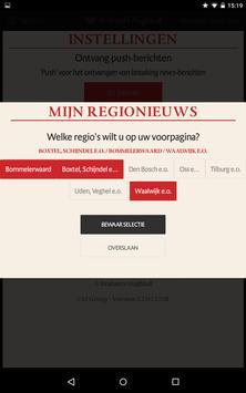Brabants Dagblad voor tablet apk screenshot