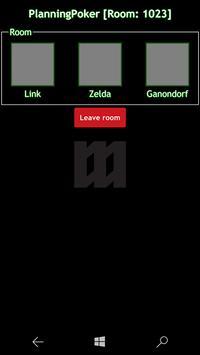 WilliM PlanningPoker screenshot 2