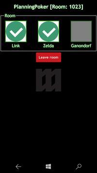 WilliM PlanningPoker screenshot 3