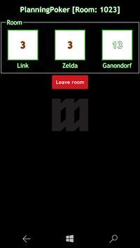 WilliM PlanningPoker screenshot 4
