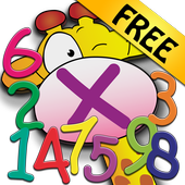 Times Tables Game (free) icon