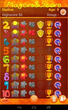 Times Tables Game (free) apk screenshot