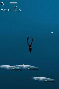 Freediver apk screenshot