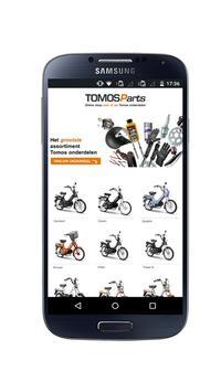 Tomos Parts poster