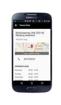 Tomos Parts apk screenshot