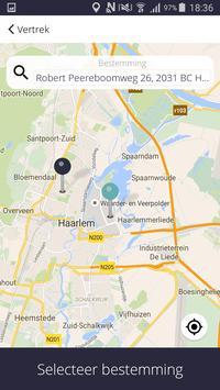Taxi Besteld apk screenshot