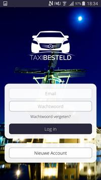 Taxi Besteld poster