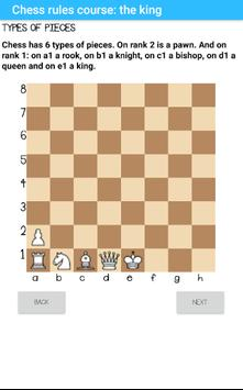 Chess rules course part 1 screenshot 1