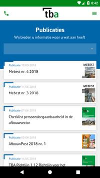 Technisch Bureau Afbouw screenshot 4
