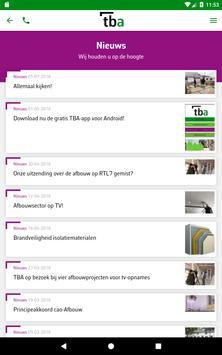 Technisch Bureau Afbouw screenshot 12