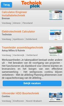Techniekplek.nl screenshot 1