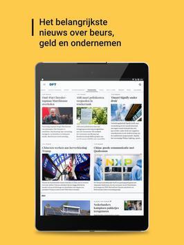 De Telegraaf nieuws sport entertainment financieel apk screenshot