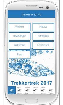 Trekkertrek 2017 poster