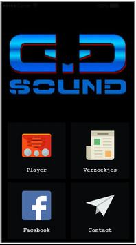 GDSound poster
