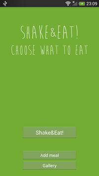 Shake & Eat poster