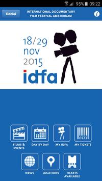 IDFA 2015 poster