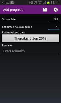 Timewax screenshot 6