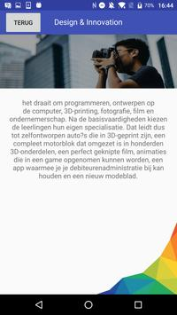 MorgenCollege Openhuis apk screenshot