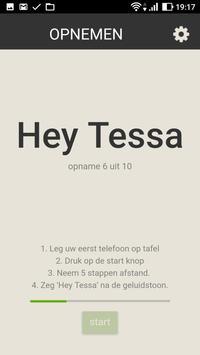 Help Tessa apk screenshot