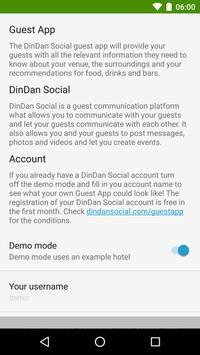 Hotel DinDan apk screenshot