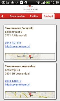 Tavernemeun Accountants apk screenshot