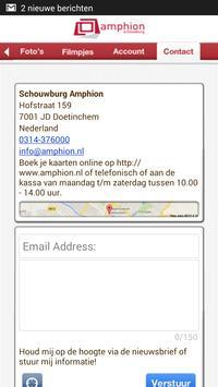 Schouwburg Amphion screenshot 4