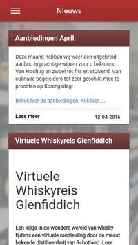 HorstHuis Dranken screenshot 1