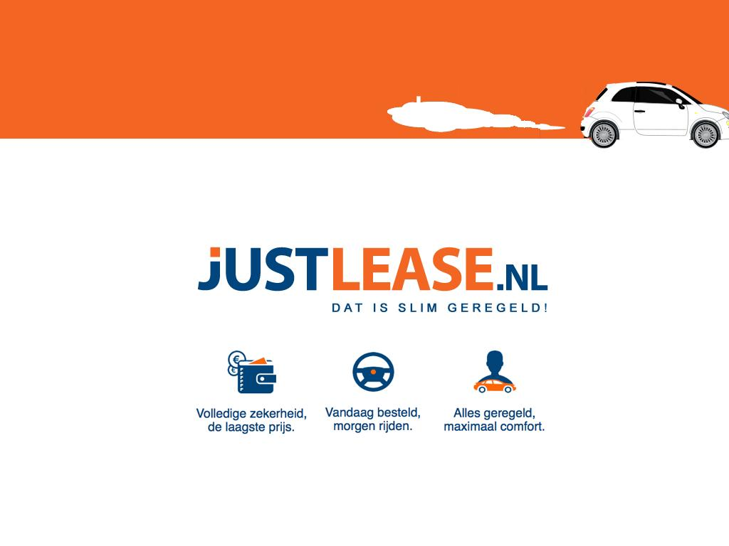 Justlease.nl Private Lease App poster