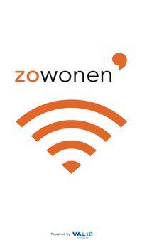 ZOwonen WiFi poster