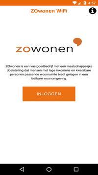 ZOwonen WiFi screenshot 1