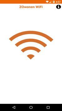 ZOwonen WiFi screenshot 2