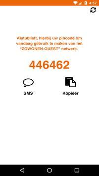 ZOwonen WiFi screenshot 3