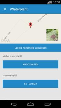 iWaterplant apk screenshot