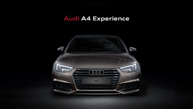Audi A4 VR Experience apk screenshot