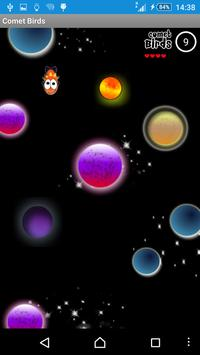 Comet Birds apk screenshot
